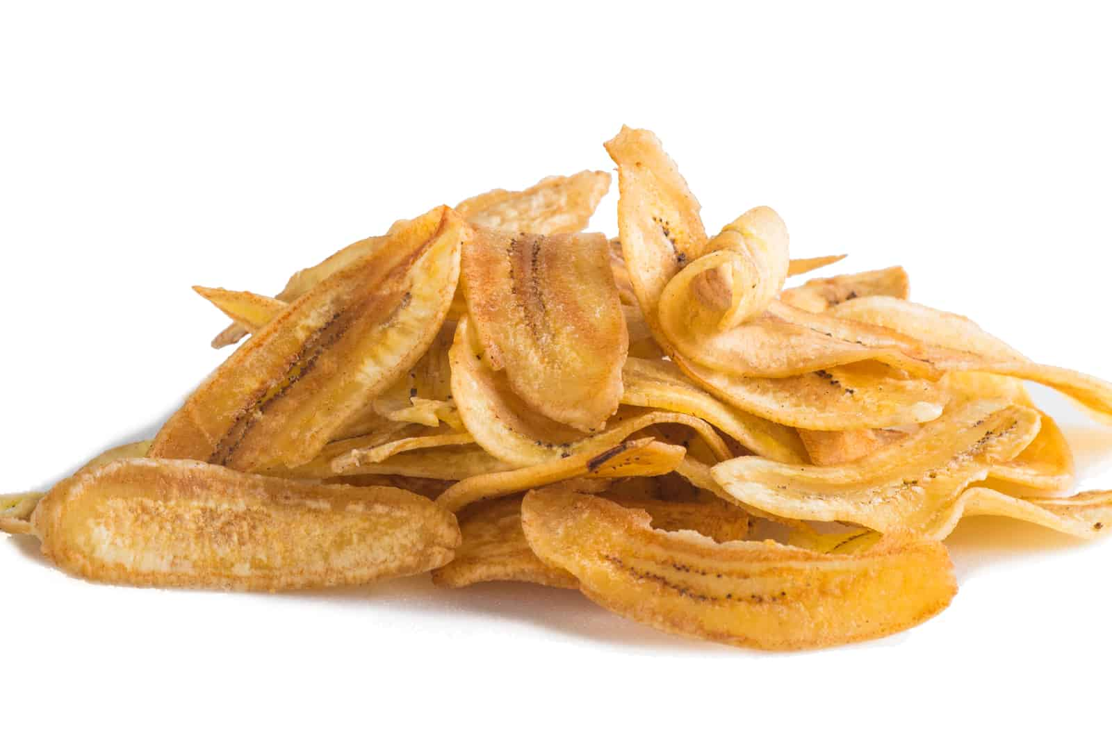 plantain fried chips