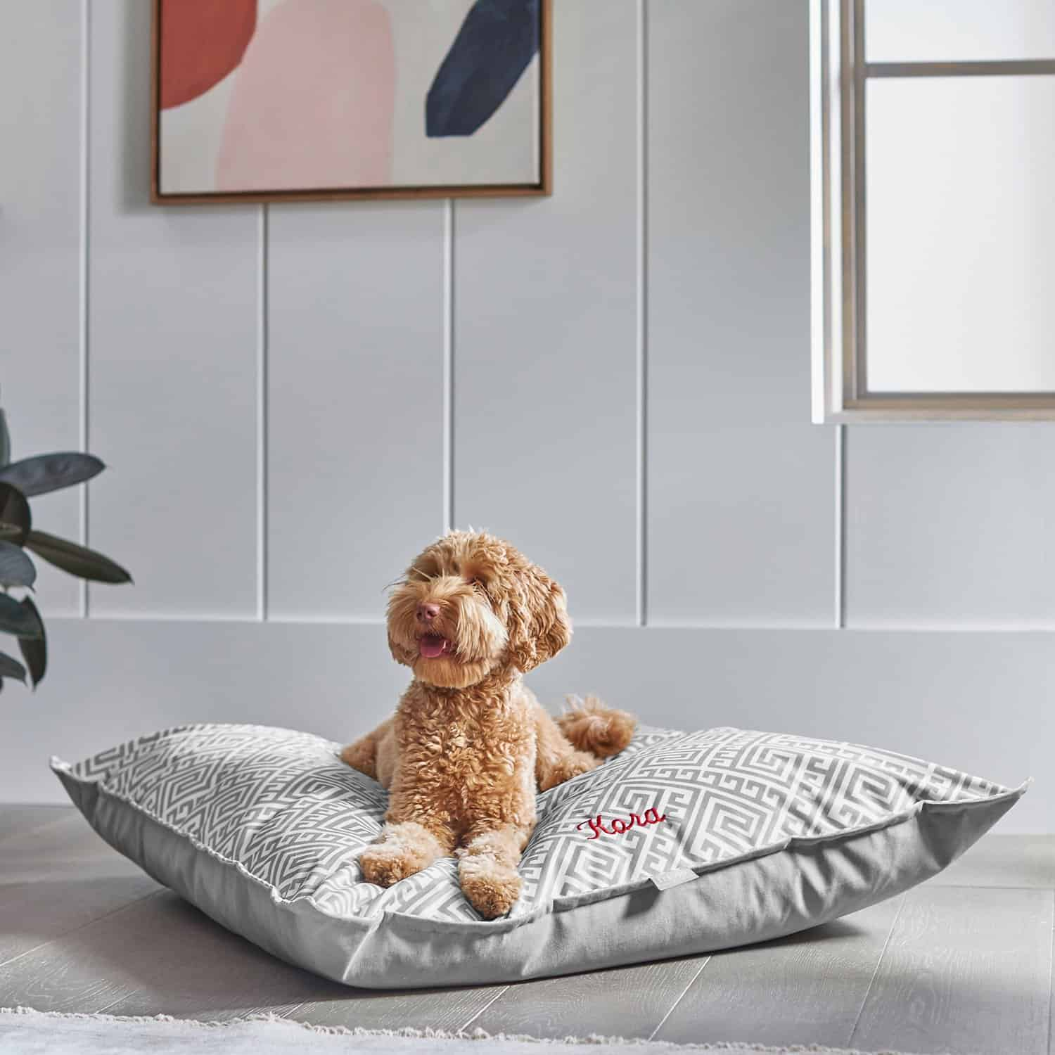 Frisco Personalized Dog Bed