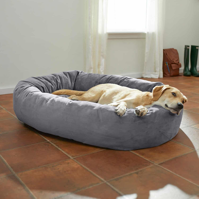 Frisco Velvet Round Bed
