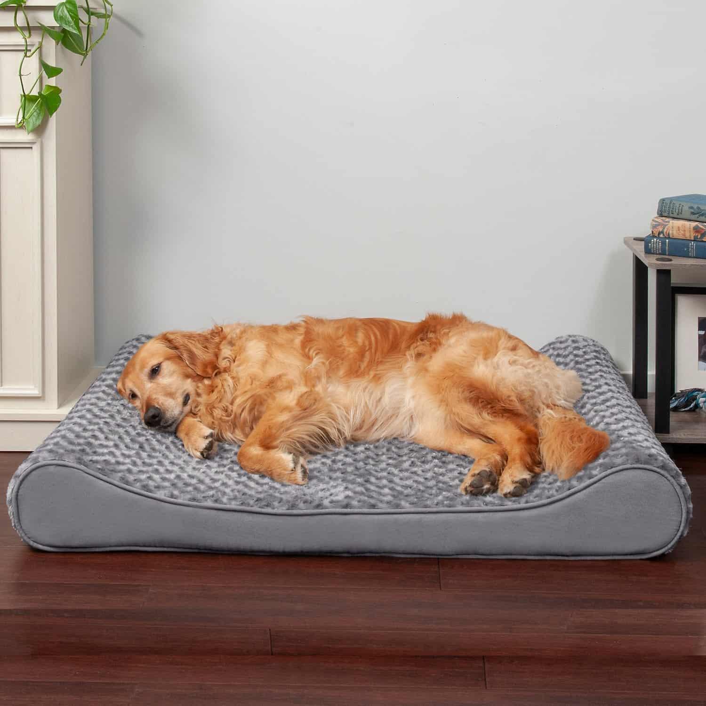 FurHaven Ultra Plush Orthopedic Bed