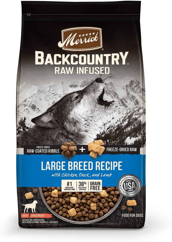 Merrick - Large Breed Dry Dog Food