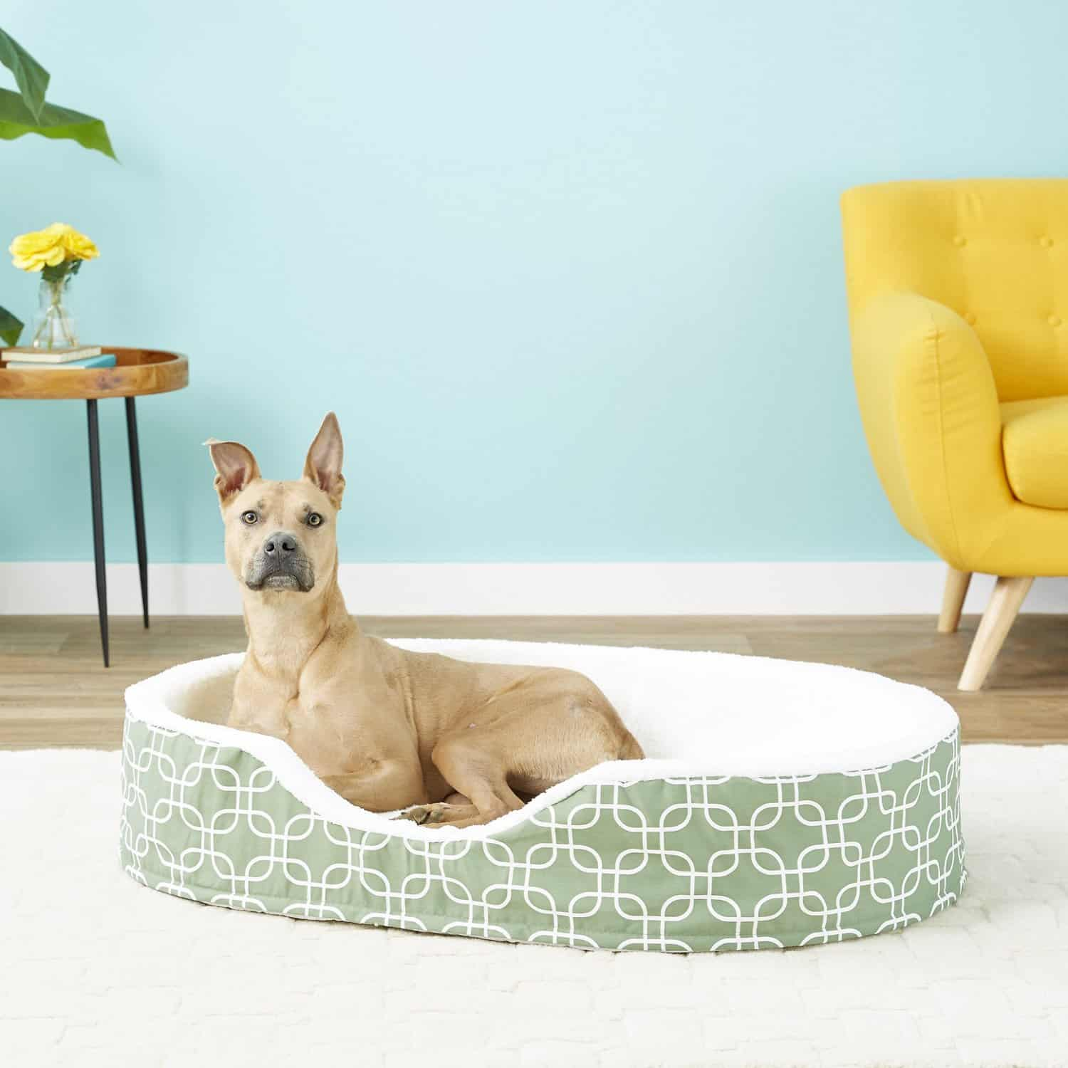 MidWest Quiet Time Dog Bed