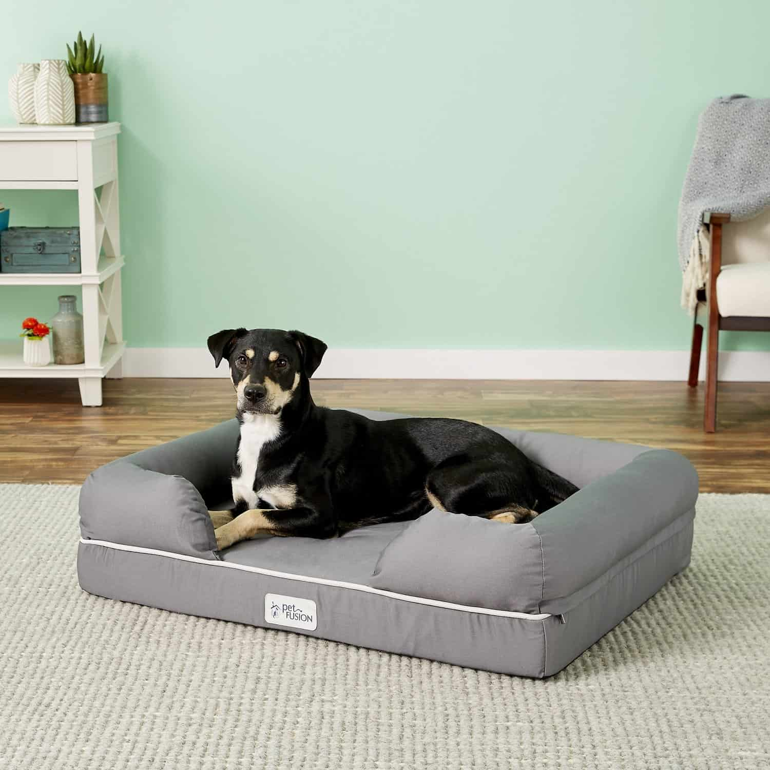 PetFusion Ultimate Elevated Bed