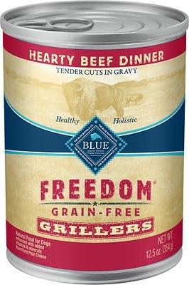 Blue Buffalo Wet Dog Food