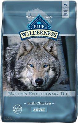 Wilderness High Protein dog food