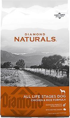 Diamond Naturals - Dry Dog Food