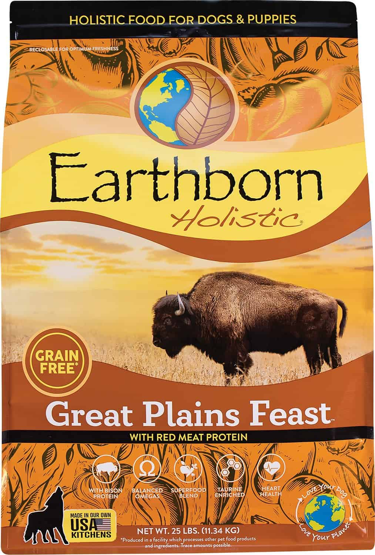 Earthborn Holistic Dry Dog Food