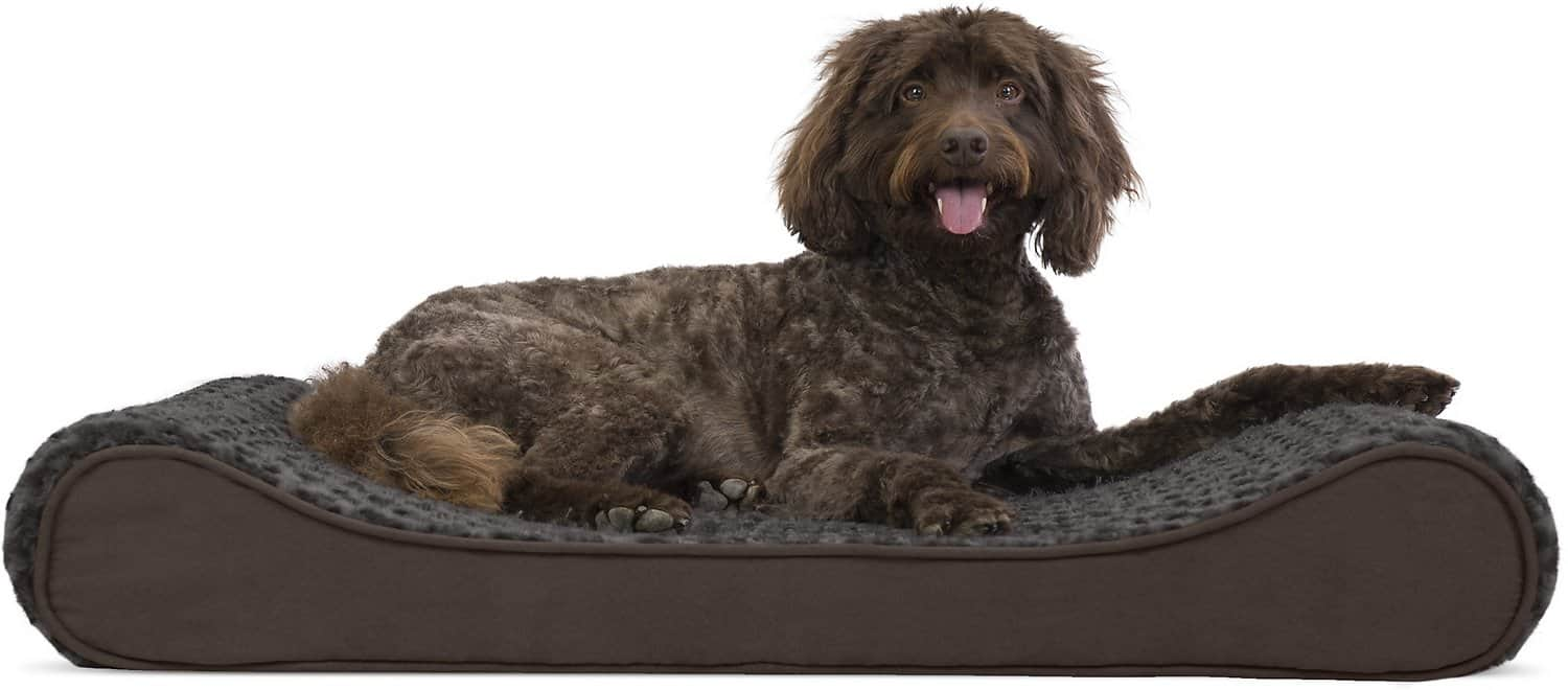 FurHaven Ultra Plus Luxe Lounger