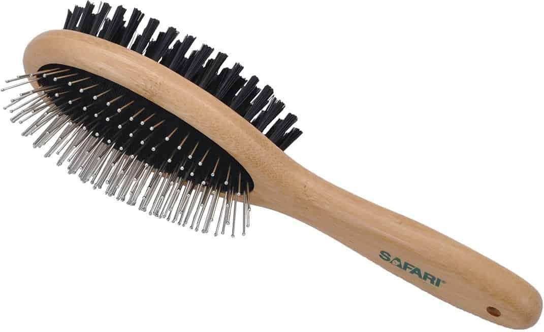 Safari Bamboo Combo Brush