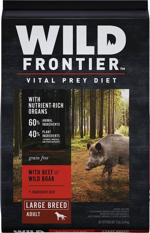 Wild Frontier - Adult Dry Dog Food