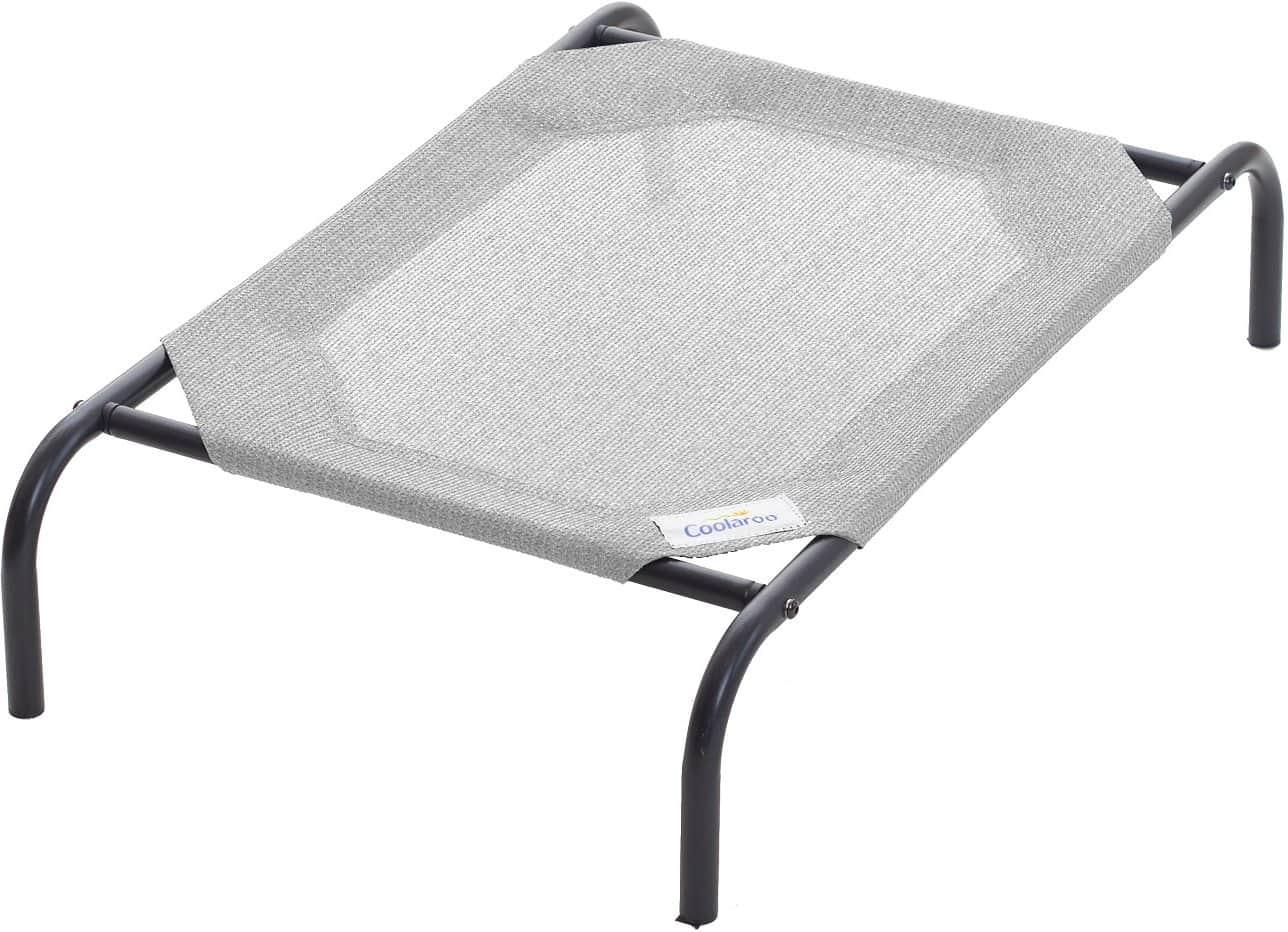 Coolaroo Steel-Framed Dog Bed