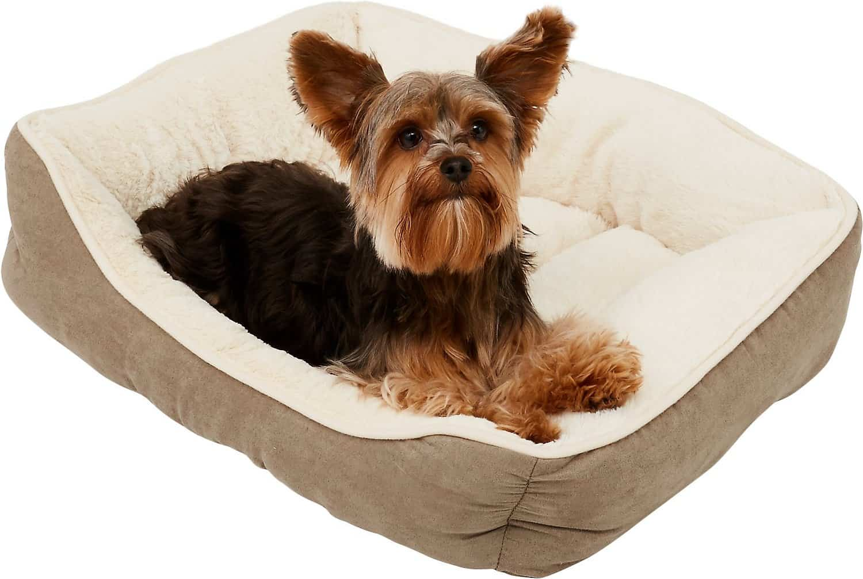 Frisco Bolster Dog Bed