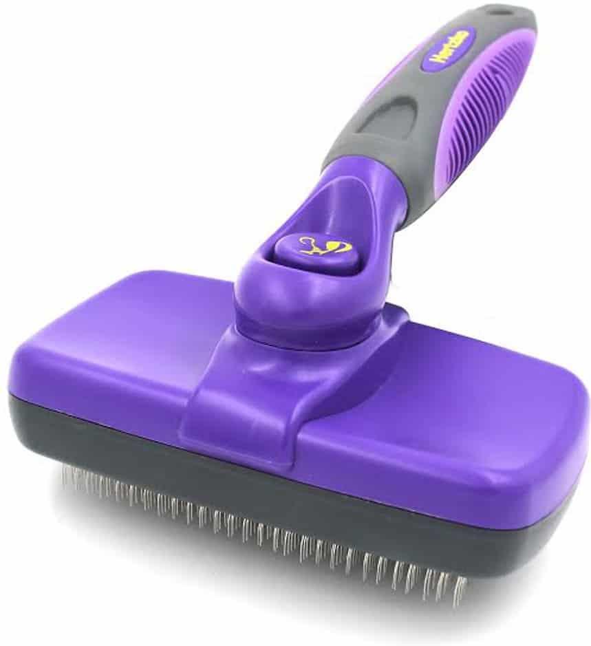 Hertzko Self-Cleaning Slicker