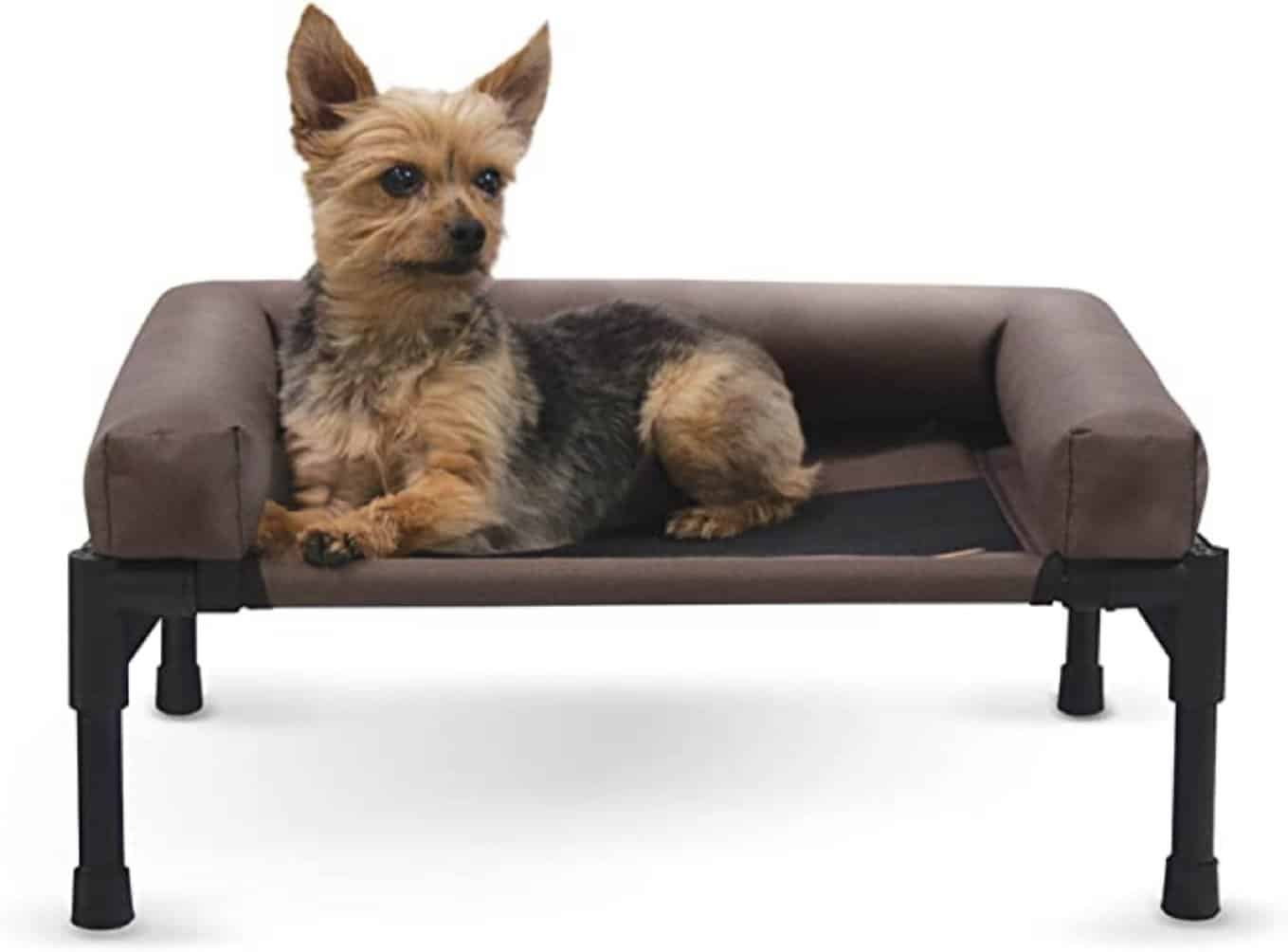 K&H Pet Products Bolster Dog Bed
