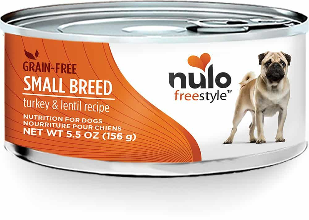 Nulo Freestyle Small Breed