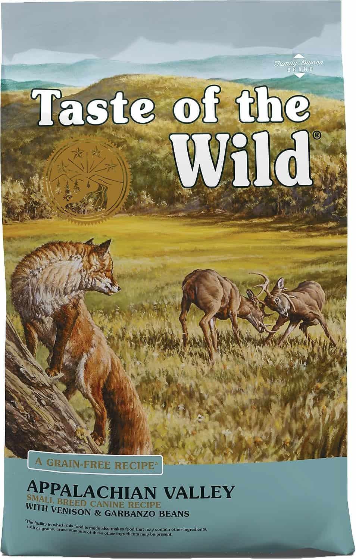 Taste of the Wild Small Breed Appalachian