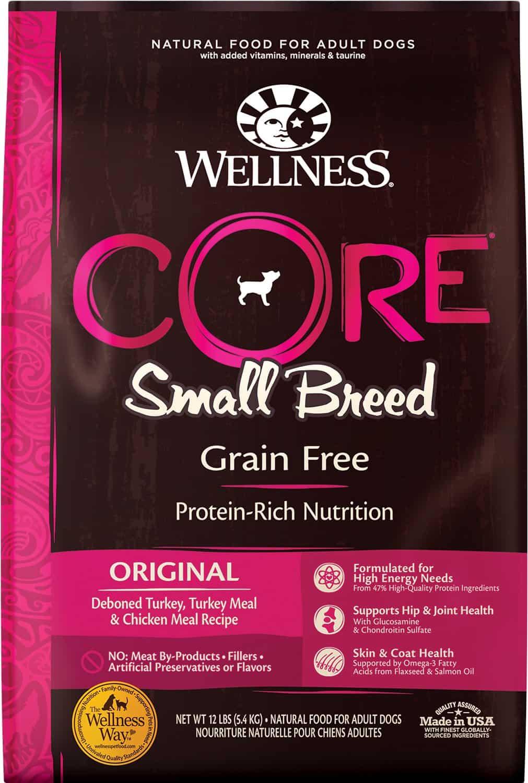 Wellness CORE Small Breed Recipe